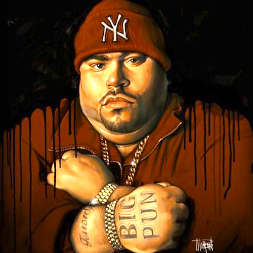 Big Pun Who Mag